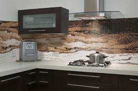 layered dimensional kitchen backsplash tile design artaic