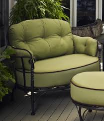 cuddle couch home theater seating athens cuddle chair by meadowcraft home gallery stores