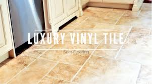 luxury vinyl tile flooring seer flooring