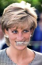 princess diana hairstyles gallery princess diana hairstyle stock photos and pictures getty images