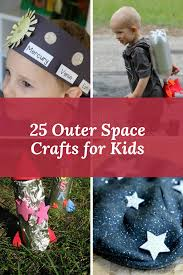 25 outer space crafts for kids the spring mount 6 pack