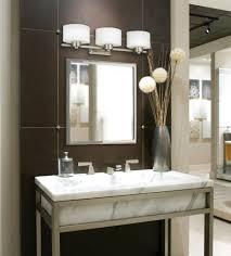 Wall Mirror Lights Bathroom by Modern Bathroom Lighting A Modern Bathroom In A Light Color