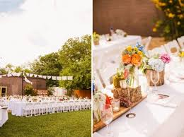 wedding decorating ideas terrace and garden designs garden wedding with green