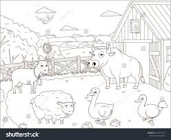 corn field coloring pages virtren com