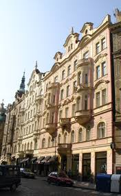 baroque architecture of prague travel photos by galen r