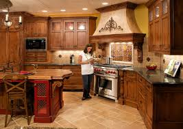 brown kitchen canisters kitchen engaging tuscan kitchen design pictures charismatic