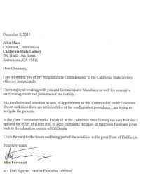 interim executive director cover letter