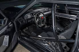 Fox Body Black Interior A Garage Built Father And Son 1989 Fox Body Mustang Coupe