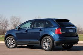 2011 Ford Edge Limited Reviews Ford Edge Recall Information Autoblog