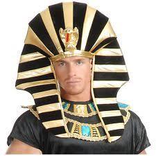 Egyptian Pharaoh Halloween Costume Dlx Egyptian Pharaoh Hand Fan Halloween Costume Accessory Ebay