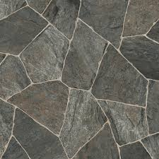 ivc impact sheet vinyl flooring slate charcoal 97 12ft wide at