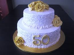 download 50th wedding anniversary cake toppers decorations