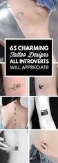 65 charming tattoo designs all introverts will appreciate tattoo