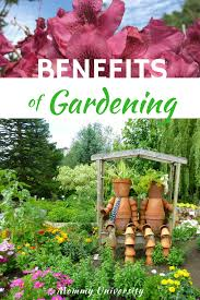 10 benefits of gardening with kids mommy university
