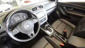 2010 volkswagen eos komfort convertible stk p2704 for sale at