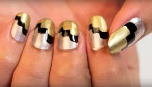 step by step nail art tutorial ombre nails u2013 glamrs