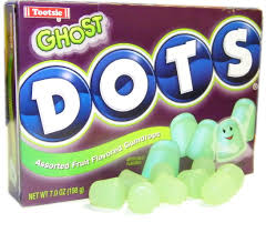 buy halloween candy amazon com ghost dots 7oz dots candy grocery u0026 gourmet food