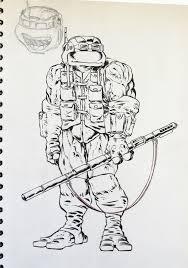 peter laird u0027s tmnt blog blast 673 sketchbook