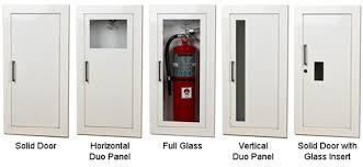 recessed fire extinguisher cabinet jl industries cosmopolitan