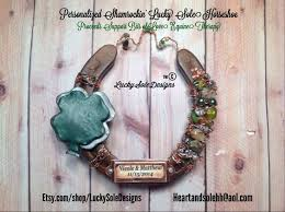 personalized horseshoes 49 best scottish horseshoes images on horseshoes