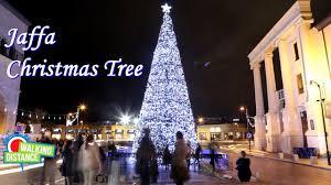 christmas tree jaffa youtube