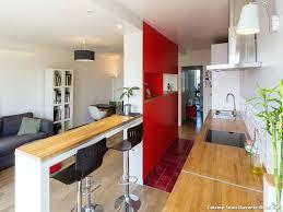 cuisine avec bar ouvert sur salon cuisine semi ouverte sur salon cuisine semi affordable with cuisine