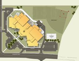 site plan design northwest middle school designshare projects