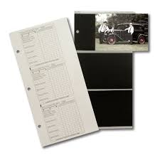 4x6 photo album inserts tyndell thrifty album inserts and order forms tyndell