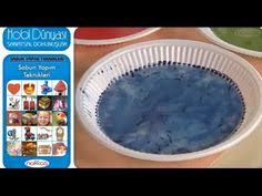 Sabun Vire sabun buketi nas箟l yap箟l箟r how to make a bouquet soap
