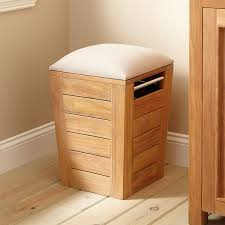 double laundry hamper with lid teak laundry hamper stool small bathroom pinterest laundry