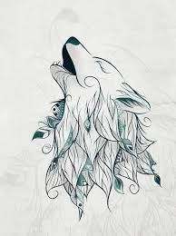 25 unique wolf drawings ideas on pinterest awesome drawings