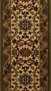 Green Persian Rug Kelati Green Detailed Persian Rug With Tan Border Home Decor