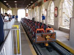 List Of Roller Coasters At Six Flags Great Adventure Single Position Lap Bars On Wooden Roller Coasters Are Sometimes
