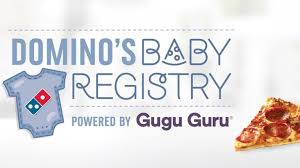 baby registy domino s pizza launches baby registry for hangry parents newsday