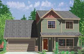 narrow lot houses small house plans for narrow lots design best modern split bedroom
