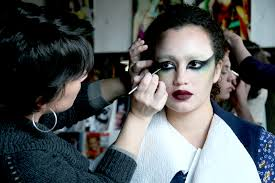make up artistry courses our intensive makeup artist course day 1 the