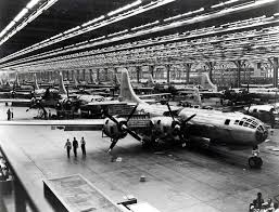 B 29 Interior History Of The Boeing B 29 Superfortress Aircraft Planes And