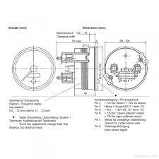 vdo speedometer wiring diagrams wiring diagram and schematic design