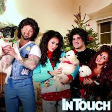 snooki u0026 jwoww share an ah mazingly awkward family photo with ugly
