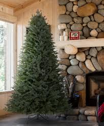 unlit christmas trees grand fir artificial christmas tree tree classics