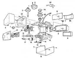 wiring diagram for stanley garage door opener u2013 readingrat net