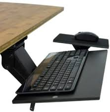Corner Desk Keyboard Tray Keyboard Trays Desk With Mouse Platform Bodhum Organizer