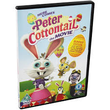 here comes cottontail dvd here comes cottontail the dvd animation dvds at