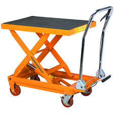 scissor lift table harbor freight 1000 lb capacity hydraulic table cart scissors and lift table