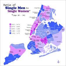 Map Of New York City Neighborhoods by Manhattan Hillbilly Nightlife