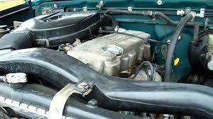 nissan pickup 1997 nissan hardbody engine rattle youtube