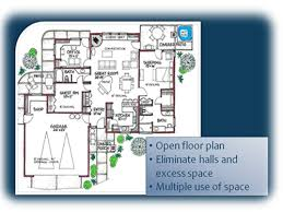 space saving floor plans space efficient floor plans homeca