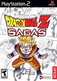dragon ball sagas ps2 iso download portalroms