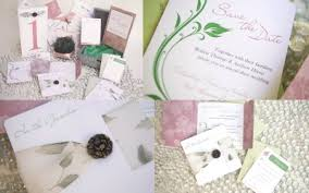 customized wedding invitations customized wedding invitations beautiful garden theme
