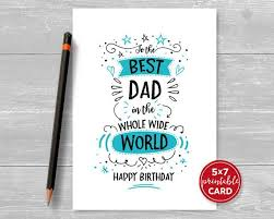 happy birthday dad cards lilbibby com